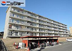 豊明団地39棟 206号室[2階]の外観