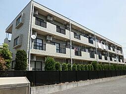 東京都世田谷区八幡山3の賃貸マンションの外観