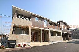 佐賀県鳥栖市今泉町の賃貸アパートの外観