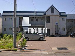 サンハイツヤマモトA[2階]の外観