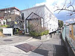 マンション桜[205号室]の外観