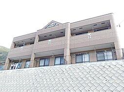 福岡県北九州市小倉南区葛原4丁目の賃貸アパートの外観