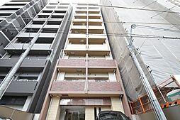 アバンティ南堀江イースト[4階]の外観