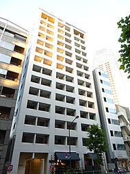 東京都港区虎ノ門3丁目の賃貸マンションの外観