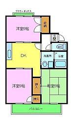 狭山駅 4.4万円