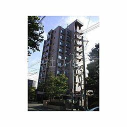 北海道札幌市中央区南五条西21丁目の賃貸マンションの外観