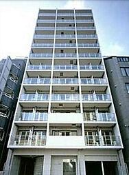 ドゥーエ新富町[6階]の外観