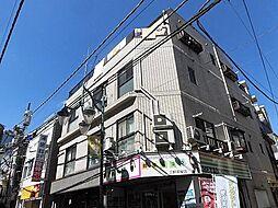柳屋ビル[4階]の外観
