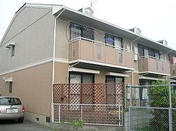 兵庫県伊丹市稲野町8丁目の賃貸アパートの外観