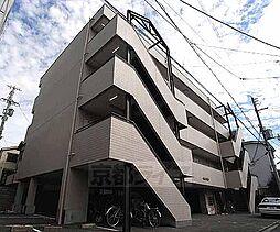 京都府京都市南区西九条高畠町の賃貸マンションの外観