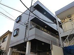 千葉県市川市東大和田1の賃貸マンションの外観