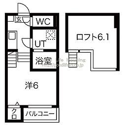 東北福祉大前駅 4.5万円