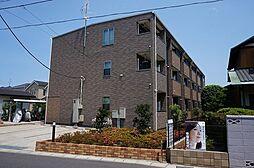 千葉県松戸市五香4丁目の賃貸アパートの外観
