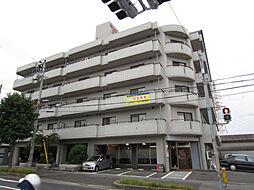 大阪府泉佐野市中庄の賃貸マンションの外観
