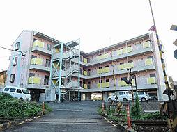 福岡県北九州市小倉南区若園2丁目の賃貸マンションの外観