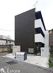 名鉄瀬戸線 喜多山駅 徒歩8分の賃貸アパート
