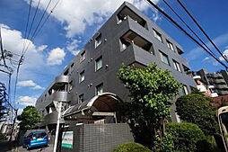 東京都新宿区富久町の賃貸マンションの外観