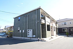 JR山陽本線 庭瀬駅 徒歩14分の賃貸アパート