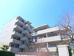 千葉県松戸市常盤平4丁目の賃貸マンションの外観