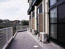 レオパレス下川井[201号室]の外観