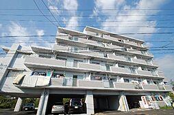 マンション城土[2階]の外観