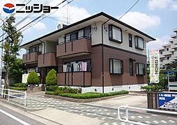 愛知県名古屋市北区如意3丁目の賃貸アパートの外観