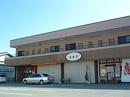 和歌山県有田郡有田川町大字水尻の賃貸アパートの外観