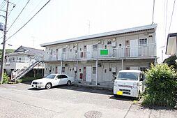 パナハイツ上野[201号室]の外観