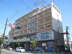 大阪府大東市末広町の賃貸マンションの外観
