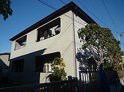 第二横山荘[102号室]の外観