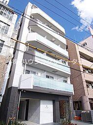 東京都八王子市旭町の賃貸マンションの外観