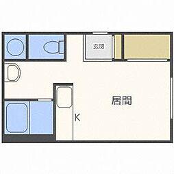 Nap-N32[3階]の間取り