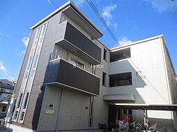 兵庫県神戸市兵庫区松本通6丁目の賃貸アパートの外観