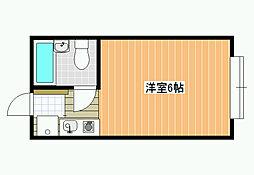21センチュリー[2階]の間取り