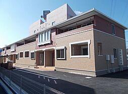 兵庫県姫路市辻井8丁目の賃貸アパートの外観