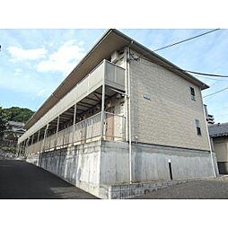 東京都青梅市滝ノ上町の賃貸アパートの外観
