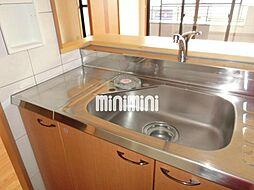 Miura Mansionのキッチン