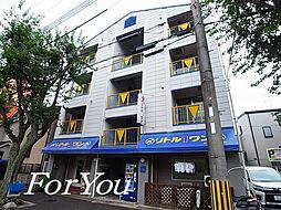 兵庫県神戸市灘区楠丘町2丁目の賃貸マンションの外観