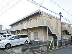 埼玉県さいたま市浦和区大東1丁目の賃貸アパートの外観