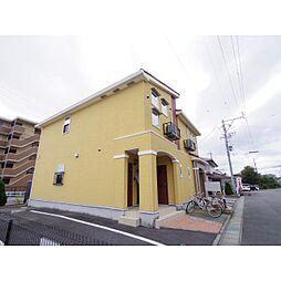 静岡県焼津市大住の賃貸アパートの外観