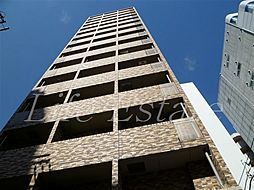 アスヴェルタワー大阪城WEST[7階]の外観