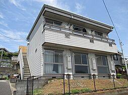 東京都八王子市山田町の賃貸マンションの外観