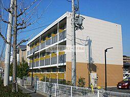 レオパレスSKY COURT(スカイコート)[2階]の外観