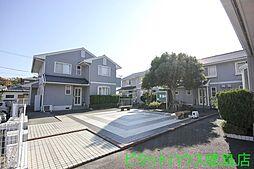 [テラスハウス] 徳島県徳島市八万町 の賃貸【/】の外観