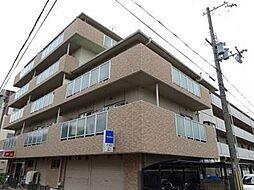 兵庫県姫路市飾磨区三和町の賃貸マンションの外観