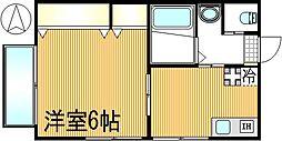 FJ1[101号室]の間取り
