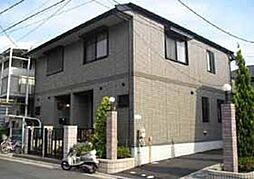 [テラスハウス] 東京都練馬区春日町1丁目 の賃貸【/】の外観