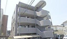 ハピデンス[4階]の外観