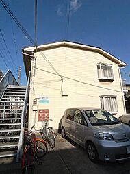 上福岡ハイツ[2階]の外観