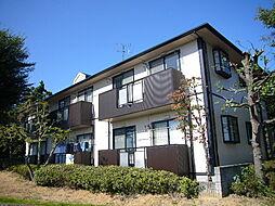福島県福島市瀬上町字桜町1丁目の賃貸アパートの外観